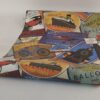 Vinyl behang BV6870/46 My Adventures